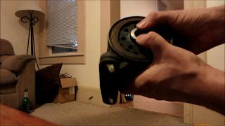 Transmission mount repair