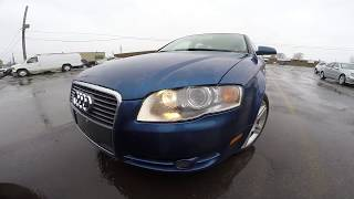 Audi A4 B7 Avant 08 /// Tips on Buying used