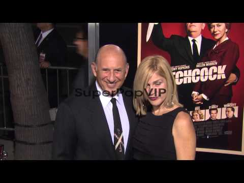 Richard Portnow at Hitchcock Los Angeles Premiere on11/20...