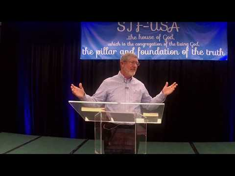 STF National Conference - John W. Schoenheit