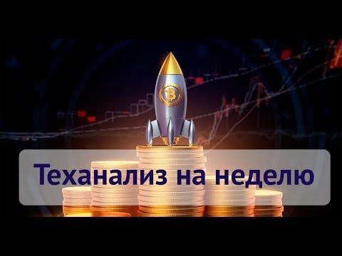 Криптовалюта: прогнозы на неделю 26 февраля - 4 марта 2018