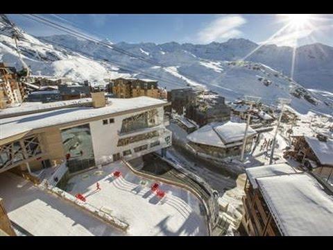 Club Med Val Thorens Sensations, Fench Alps - Unravel Travel TV