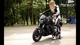 Dominar 400 - Nowy motocykl za 15tyś? Musiałam to sprawdzić!