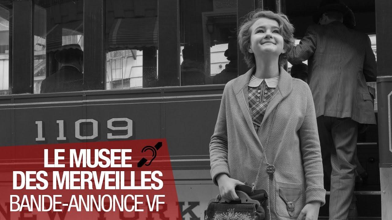 LE MUSEE DES MERVEILLES - Bande Annonce - VF (SME)