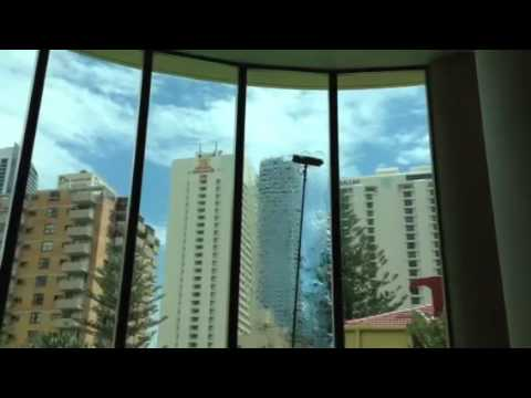 Surfes Paradise Window Cleaning | Hotel Foyer