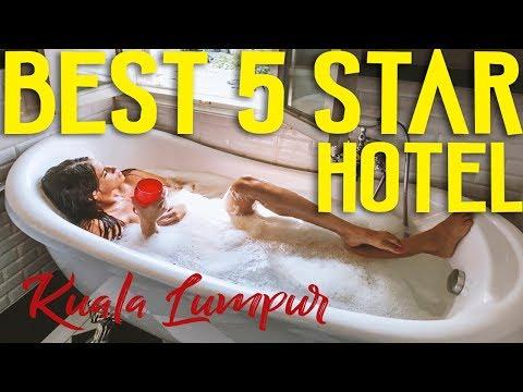 BEST LUXURY HOTEL IN KUALA LUMPUR