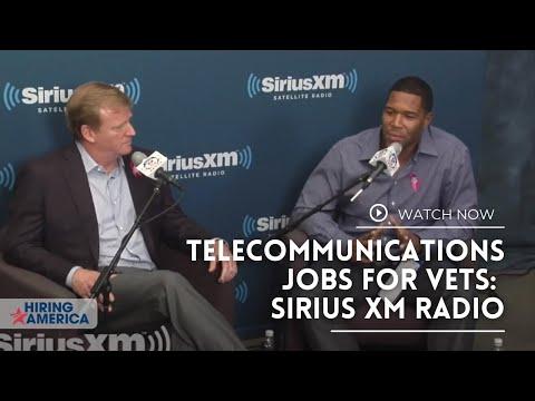 telecommunications-jobs-for-vets:-sirius-xm-radio