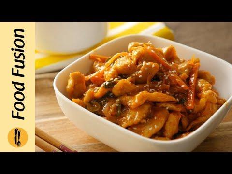 Kindo Supreme Chicken Recipe By Food Fusion Youtube
