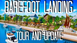 Download Video BAREFOOT LANDING Construction Update & Tour - North Myrtle Beach - May 2018 | Attractions MP3 3GP MP4