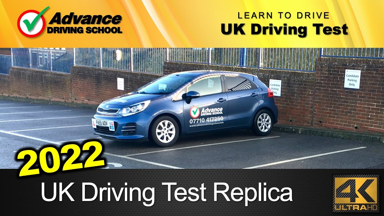 driving test 2019