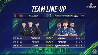 PSG.LGD vs FlashXGamesbond - Vòng Bảng Ngày 2 [EACC Spring 2019]