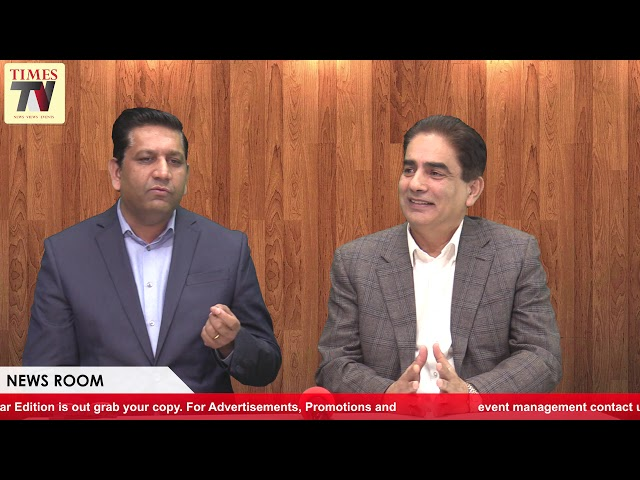 In Talks With Balraj Mann Chairman Of BM Group