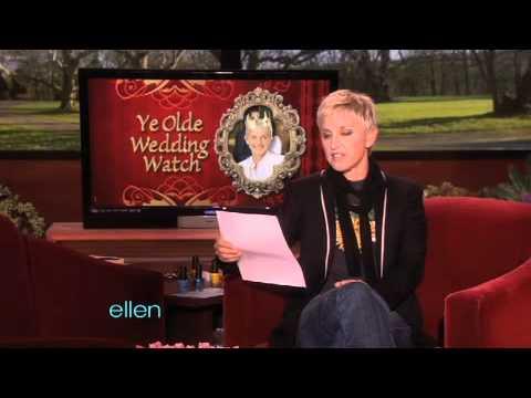 Ellen's Royal Relationship