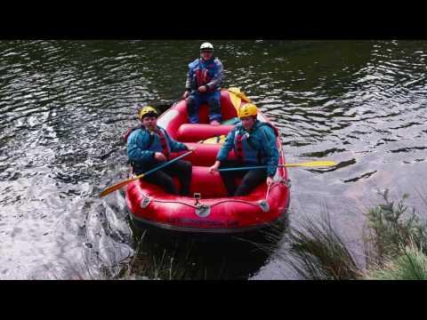 WUDU Season7E13: White water rafting in the Alpine National Park