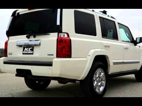 2007 jeep commander limited 4x4 w 5 7l hemi v8 for sale. Black Bedroom Furniture Sets. Home Design Ideas