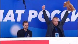 Делать, тренировать, а не говорить - Сергей Дудаков  Заслуженный тренер России