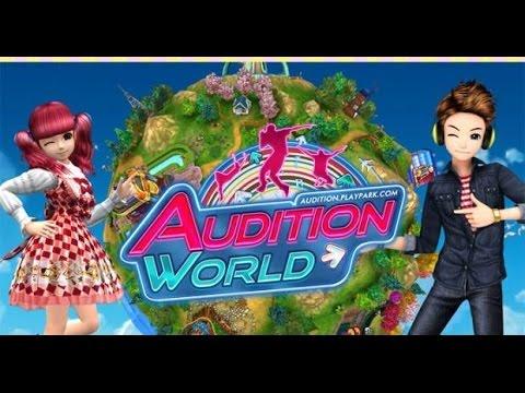(EVA GAMER) Audition World เกมส์เต้นสุดจี๊ด ที่ซี๊ดมากกว่าเก่า