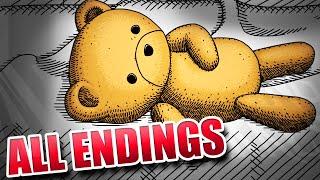 Neverending Nightmares All Endings ( Wayward Dreamer, Final Descent, Destroyed Dreams )