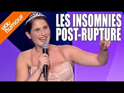 JOSEPHINE DRAI  - Les insomnies post rupture