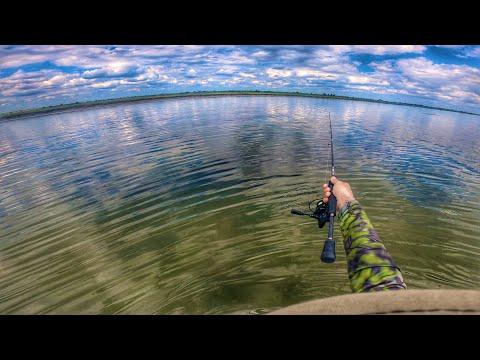 STALKING Redfish!! Port Mansfield FISHING 2020 | AM Lures