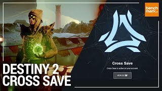 (Nie)gramy dalej czyli cross save w Destiny 2: Twierdza Cieni