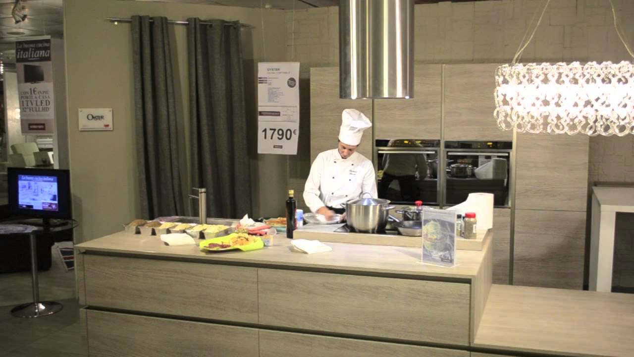 Semeraro show cooking 5 10 2013 youtube - Semeraro cucine catalogo ...