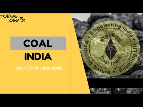 COAL INDIA Share Technical Analysis : 14 August 2017