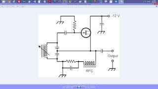 Variable Frequency Oscillators