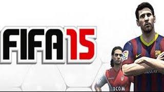 FIFA 2015 JOGO DEMO CONSOLE PS4