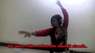 de may dance by lavani dancer..adrsh shinde waakya film