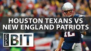 Houston Texans vs New England Patriots Divisional Round | Sports BIT | NFL Picks & Preview