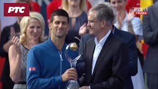 Novak osvojio Rodžers kup
