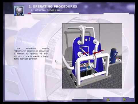 Freshwater Generator 3D   YouTube