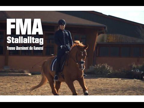 FMA Stallalltag mal anders - Yvonne übernimmt die Kamera