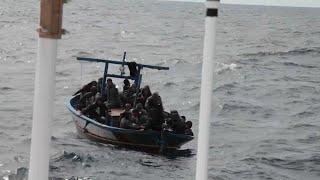 Миграционный кризис в ЕС идет на спад?