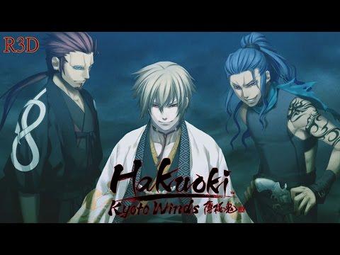 Hakuoki: Kyoto Winds - Walkthrough Part 15 [English, Full 1080p HD]