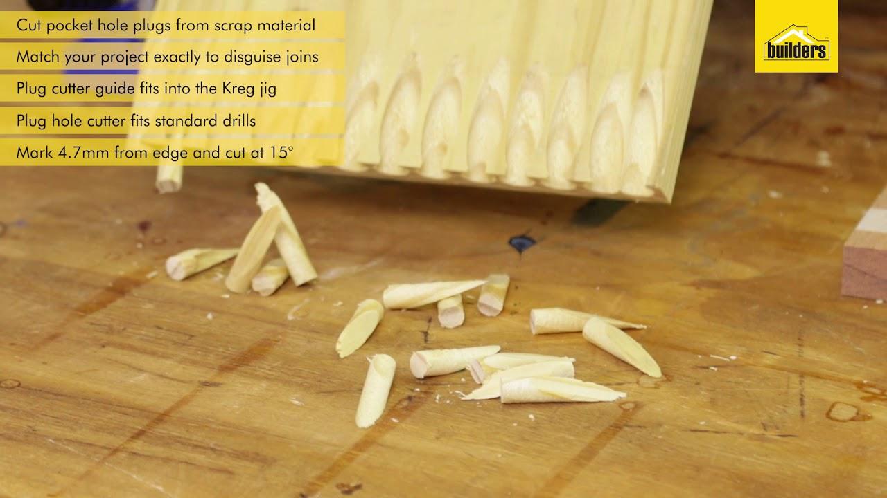 Plug Cutters Hardwood