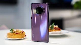 Huawei Mate 30 Pro - pierwsze wrażenia, Mobzilla Flesz odc. 56