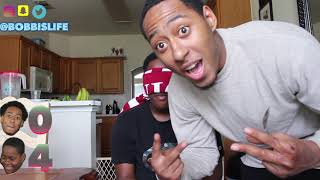 WHATS IN MY MOUTH CHALLENGE!!!-Aubrey Love