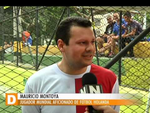Mundial de Fútbol Barrio Cristobal