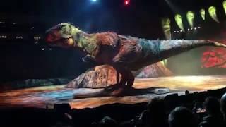 Dinosaurier Show: Im Reich der Giganten 2019