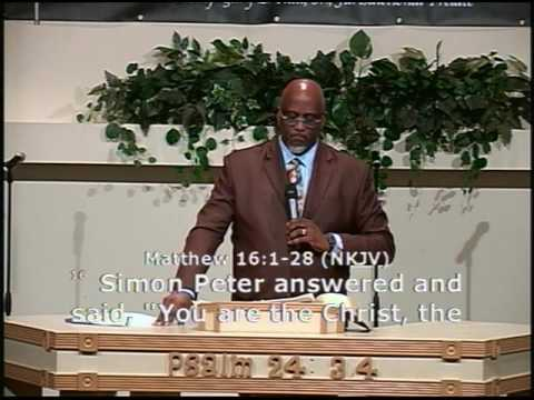 The Spirit of Knowledge - 9.25.16 - West Jacksonville COGIC - Bishop Gary L. Hall Sr.