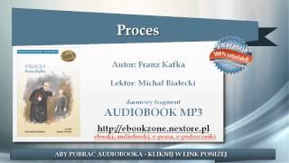 Proces - Franz Kafka | audiobook mp3 | Lektura szkolna