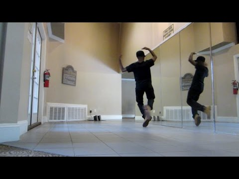 3) Freestyle Dance Practice | Boombox Cartel - B2U (ft Ian Everson)