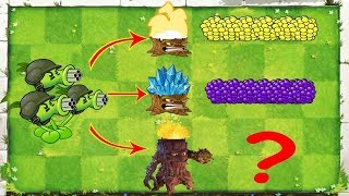 Plants vs Zombies Hack - All Torchwood vs Threepeater PvZ 2 Pak