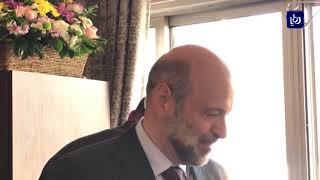 رئيس الوزراء يتفقد مصابي القوة الأمنية من الدرك - (30-10-2018)