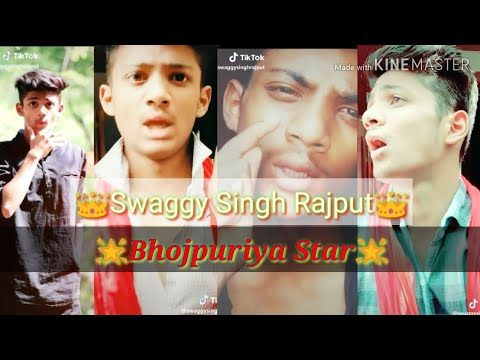 Swaggy Singh Rajput  New Chaitar Tik Tok Video  Bhojpuriya Star  