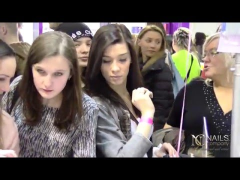 Targi Beauty Forum 2016 Nails Company