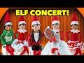 Elf on the Shelf Sings all of his Favorite Christmas Songs