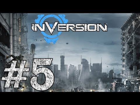 Inversion - Part 5: Slave Drivers (Walkthrough / Playthrough)